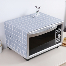 Oven-Covers Microwave Kitchen-Accessories Home-Decor with Storage-Bag Oil-Proof