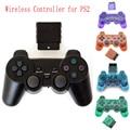 Новый беспроводной контроллер для SONY PS2, Bluetooth геймпад для PlayStation2, консоль джойстика для Dualshock2, прозрачный геймпад