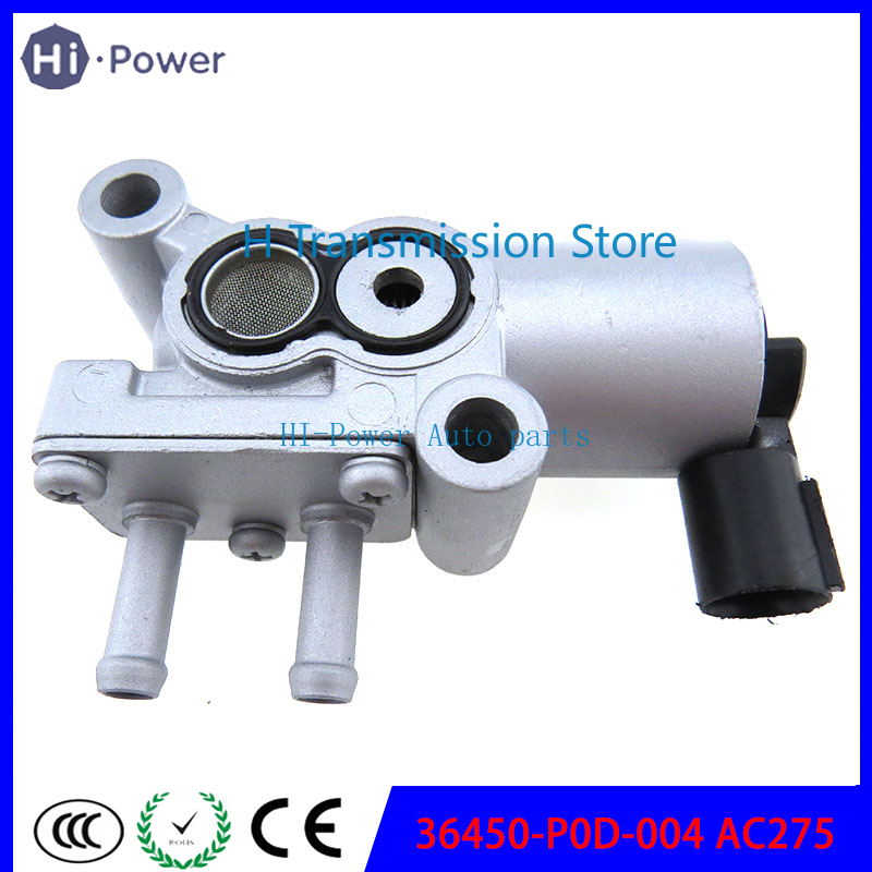 36450-P0D-004 AC275 For Honda CR-V 2.0L 1997-2001 CIVIC 1.5L 1.6L 1993-1996 Idle Air Control Valve IAC 36450P0D004