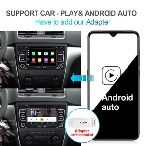 Image 5 - Isudar PX6 2 Din Android 10 Auto Radio For SKODA/Yeti/Octavia 2009 2010 2012 Hexa Core RAM 4G Car Multimedia DVD Player GPS DVR