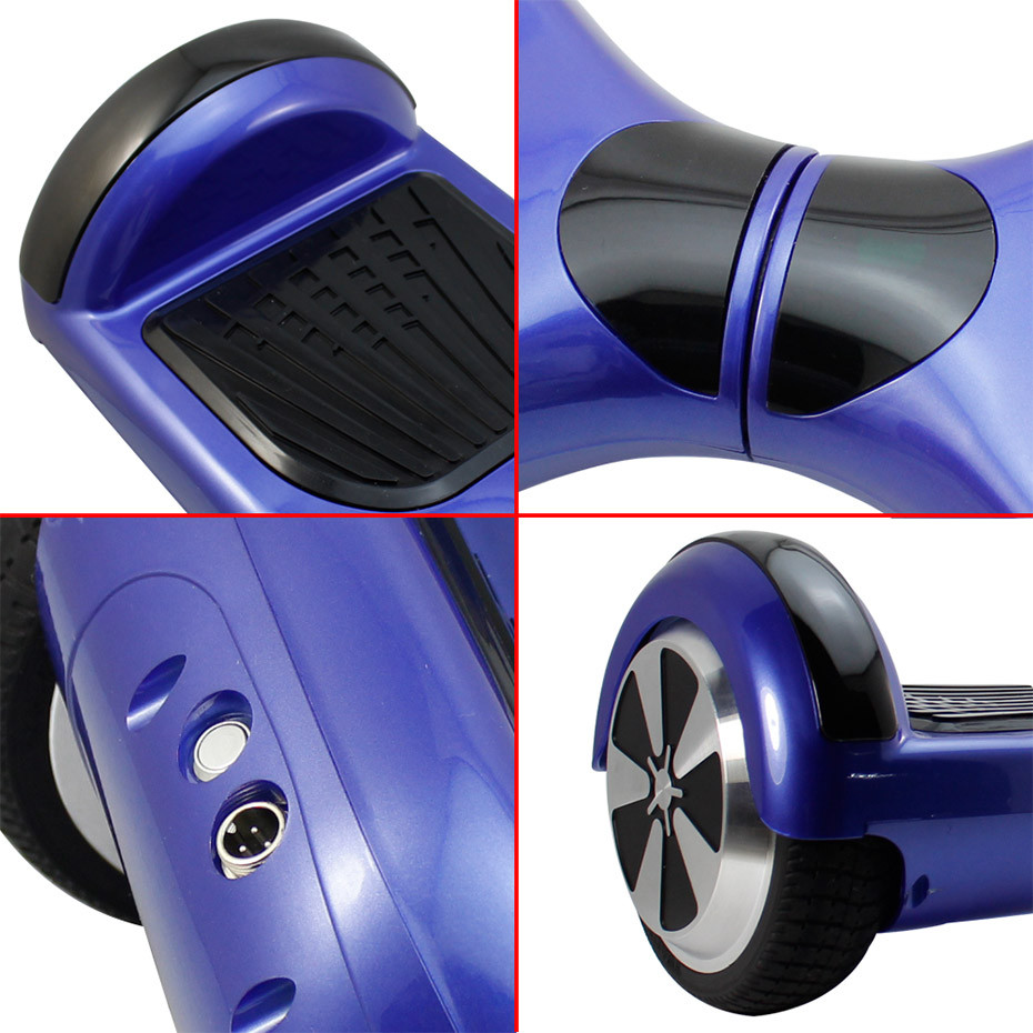 APP Control Bluetooth Hoverboard or self Balance Smart Electric Skateboard 5