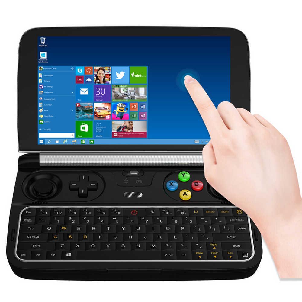 GPD Win2 6 дюймов портативный мини ноутбук Windows 10 8 ГБ/256 ГБ четырехъядерный 2 4G/5G