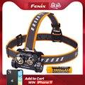 Fenix HM65R 1400 Lumen Dual Strahl USB Aufladbare Scheinwerfer mit Scheinwerfer und Flutlicht