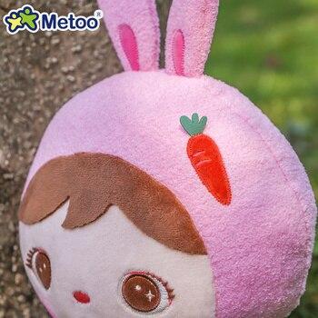 Мягкая плюшевая игрушка Metoo, 28 см. 3