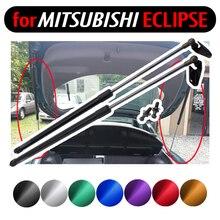 Per Mitsubishi Eclipse 1995 1999 in fibra di carbonio di Sollevamento Supporta Shock Ammortizzatori A Gas Primavera 33.66 pollici Portellone Posteriore Tronco Boot serranda