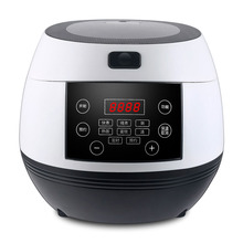 3L Rice Cooker Home Smart Mini Rice Cooker Small 1-2-3 People Automatic New Ball Kettle Liner