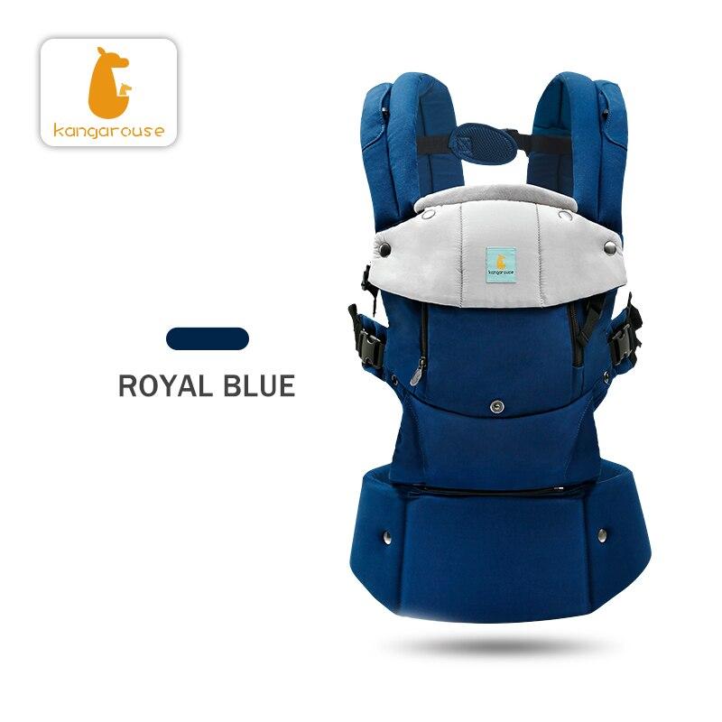 Kangarouse Full Season cotton ergonomic baby carrier baby sling for newborn to 36 month KG-200
