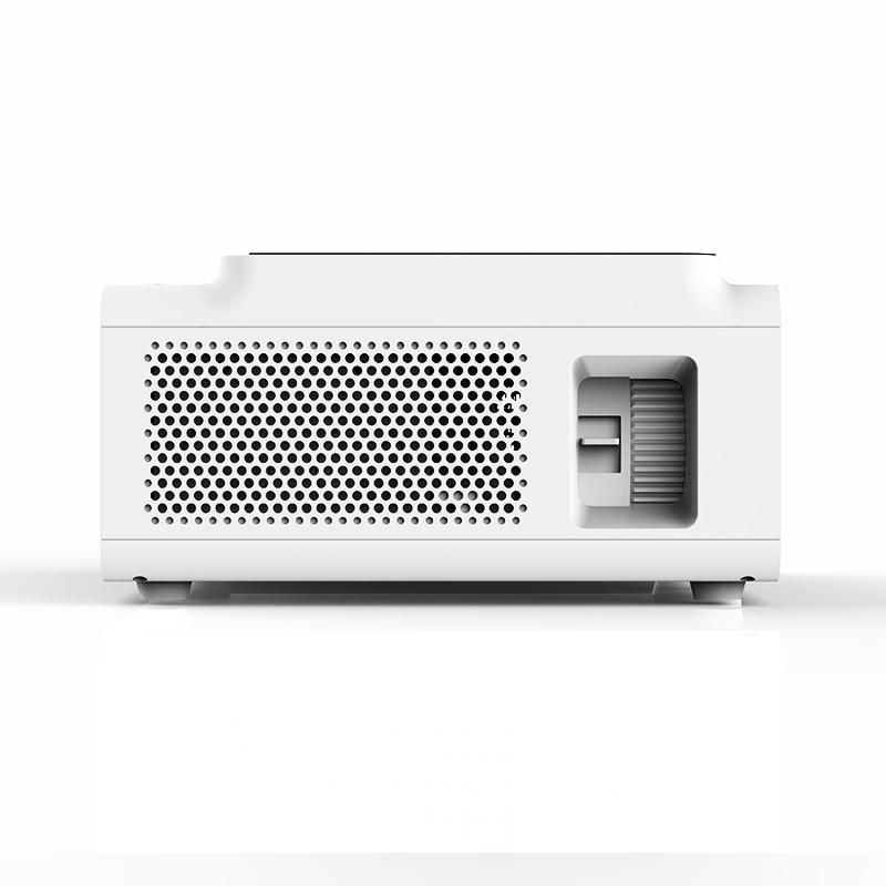 ALSTON Q9 Full HD 1080p projector 4k 6500 Lumens cinema Proyector Beamer HDMI USB AV VGA H96 MAX with gift 5