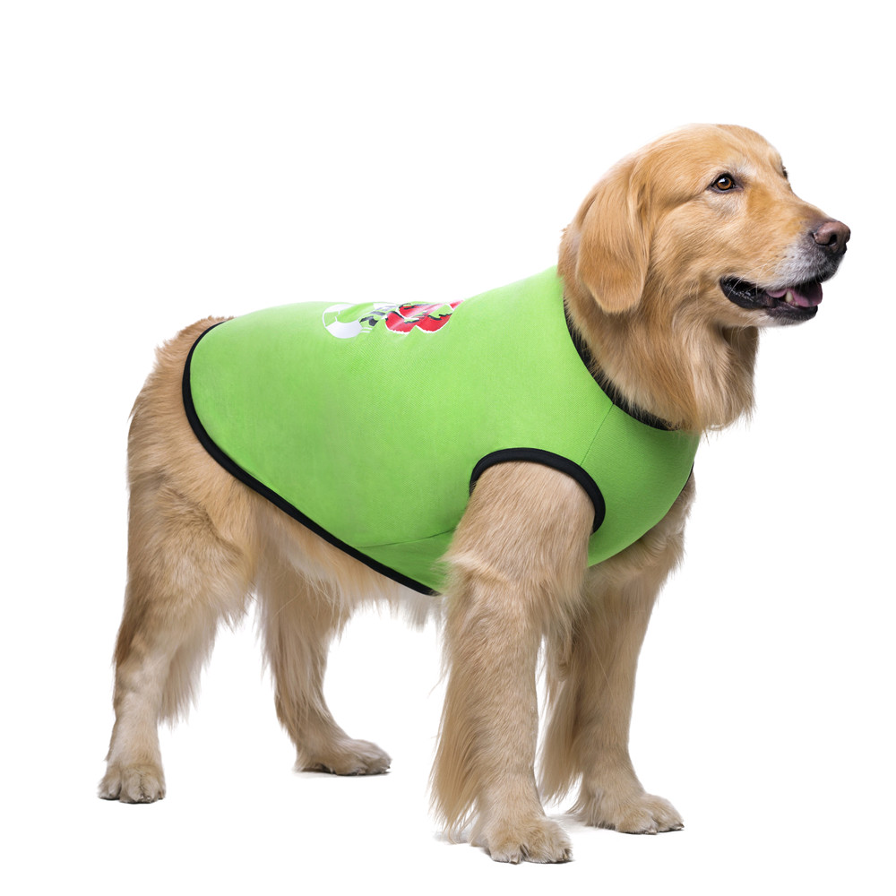 2020 Summer Dog Clothes Shirt For Dogs (2)
