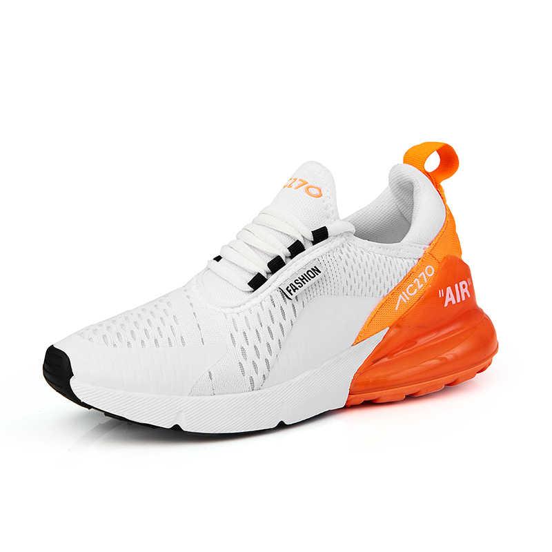 Kadınlar için 2019 hafif koşu ayakkabıları kadın Sneakers için kadın hava taban nefes zapatos de mujer yüksek kaliteli spor ayakkabılar