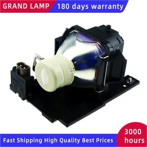 Image 2 - DT01022 / DT01026 uyumlu projektör lamba ampulü HITACHI CP RX78/ RX78W/ RX80/ RX80W/ED X24Z konut ile mutlu BATE