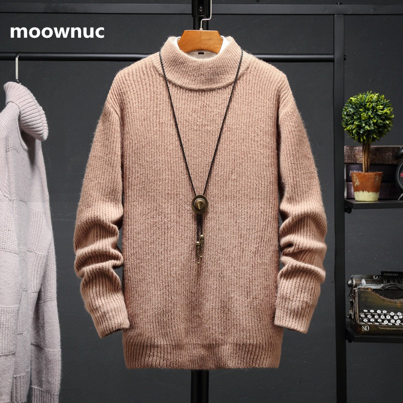 2020 New Arrival Men's Sweaters High Quality Mens Sweater Knitted Pullovers Hot Sale Classic Multi-color Men Sweater Size M-5XL