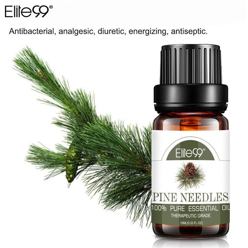 Elite99 10ml igły sosnowe czyste olejki eteryczne aromaterapia dyfuzory olejki eteryczne masaż stres olej sen świeże powietrze
