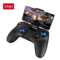 IPEGA PG-9129 Gamepad Bluetooth Control móvil juego PUBG controlador teléfono celular activa mando inalámbrico para Android Smartphone