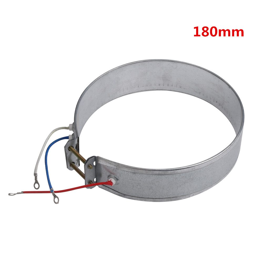 180mm 220V 800W Thin Band Heater For Wax Melting Machine Household Electrical Appliances Parts Electric Water Heating Element