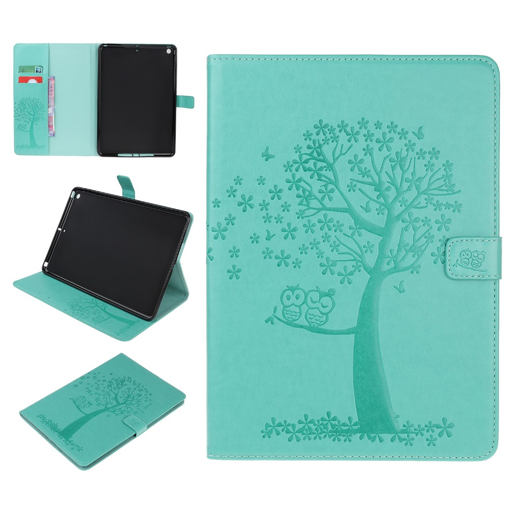 10.2 Smart iPad Stand For Folio Cover Case Sleep inch Leather For Auto 7th 2019 iPad PU