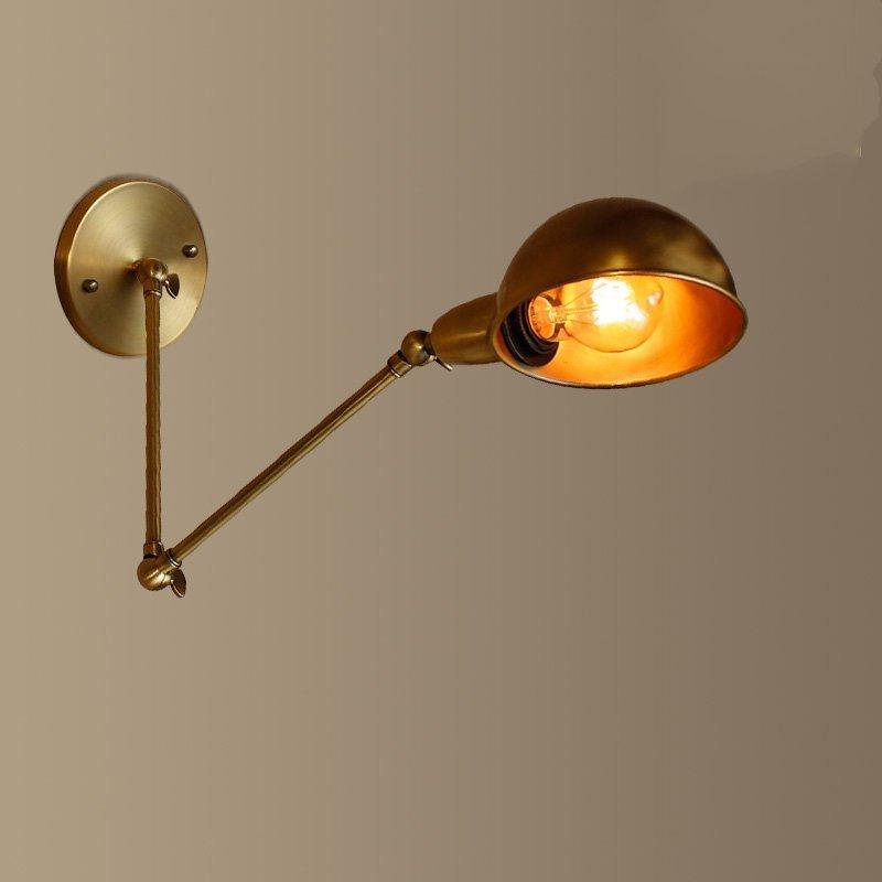 loft bathroom light deco maison wood bedroom  aisle  corridor  wall lights for home