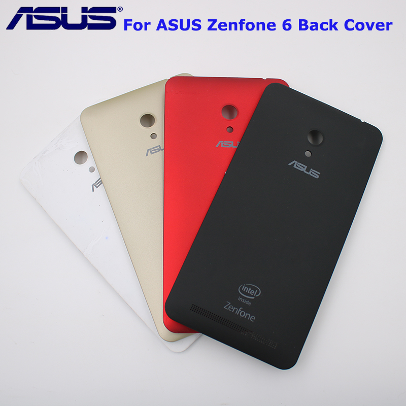 For <font><b>Asus</b></font> ZenFone 6 A600CG A601CG <font><b>T00G</b></font> back Battery housing cover case battery door cover with Voluem Power Button image