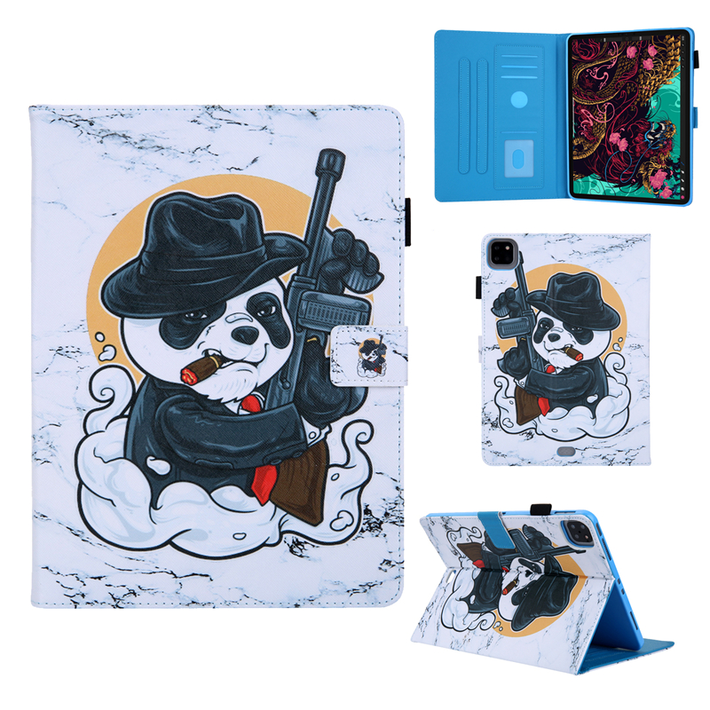 For Ipad Tablet inch Air Leather Air4 Air IPad 10.9 Cartoon 4 2020 For Apple Cover Case