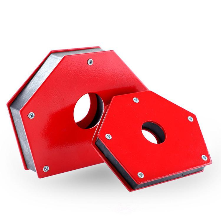 Soldering Locator Strong Magnet Welding Magnetic Holder 55LB 3 Angle Arrow Welder Positioner Power Tool Accessories