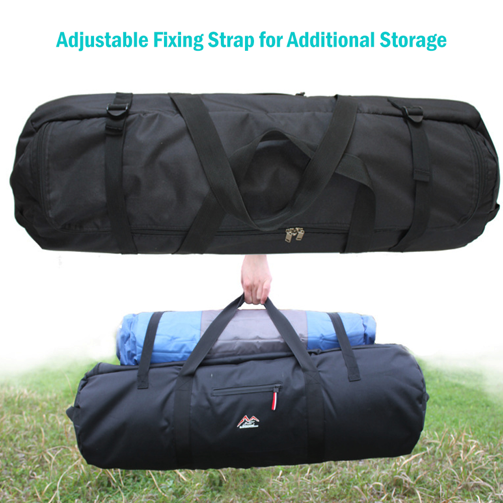 Portable Folding Camping Tent Bag Outdoor Sports Duffel Travel Bag