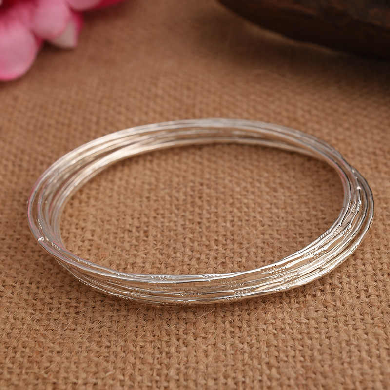 Coil Star Bracelet Several Fine Handrings Korean Edition Jewelry Birthday Gift Jewelry Simple fashion atmosphere Bracelet