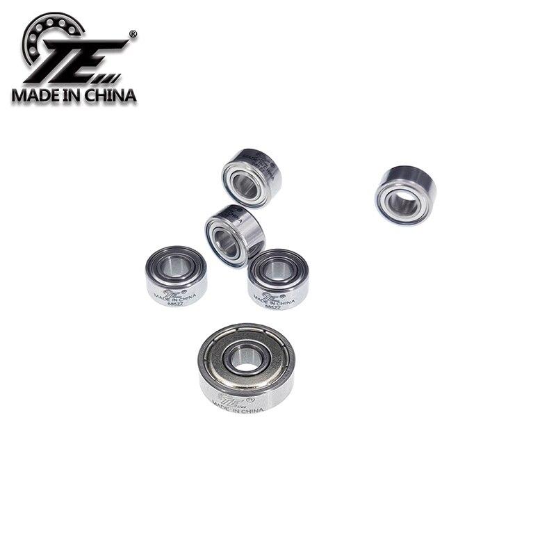 TE 623 623Z 623ZZ 3*10*4(mm) 10pieces Bearing ABEC-5 Chrome Steel Bearings 10pcs Metal Sealed Miniature Mini Bearing Free Shippi