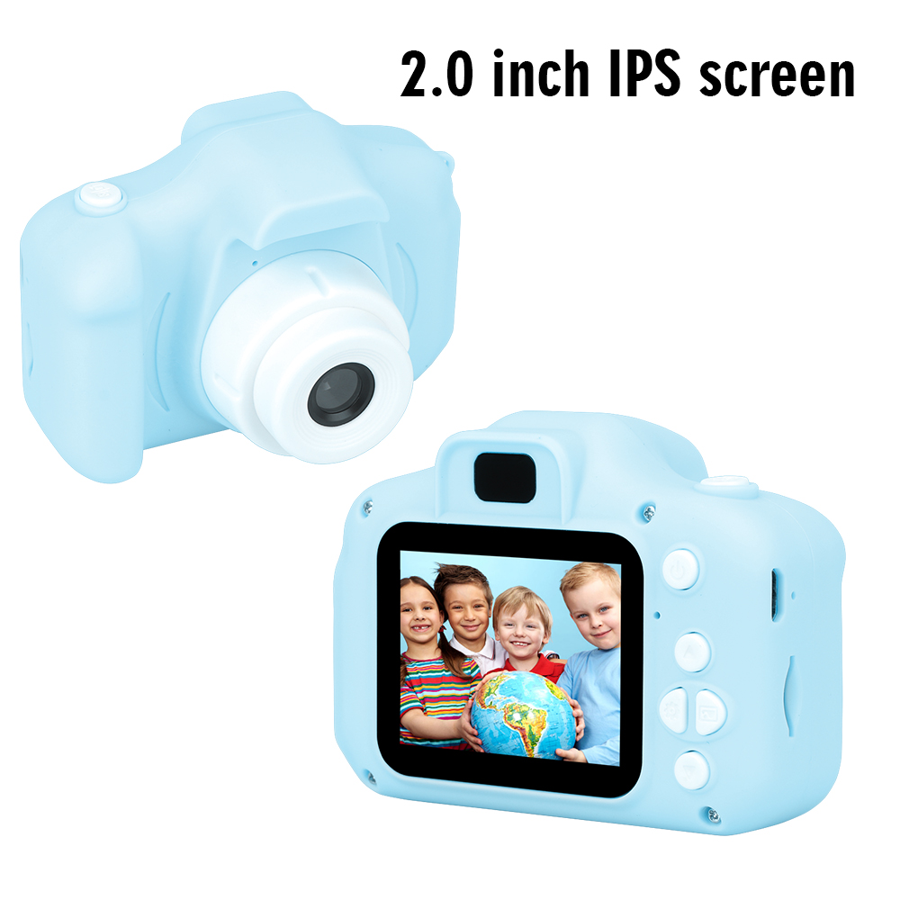 New Arrive  Cheap Rechargeable Photo Video Playback Cameras Kids Toy For Girl 32GB Mini Children's Camera Child Birthday Present 5