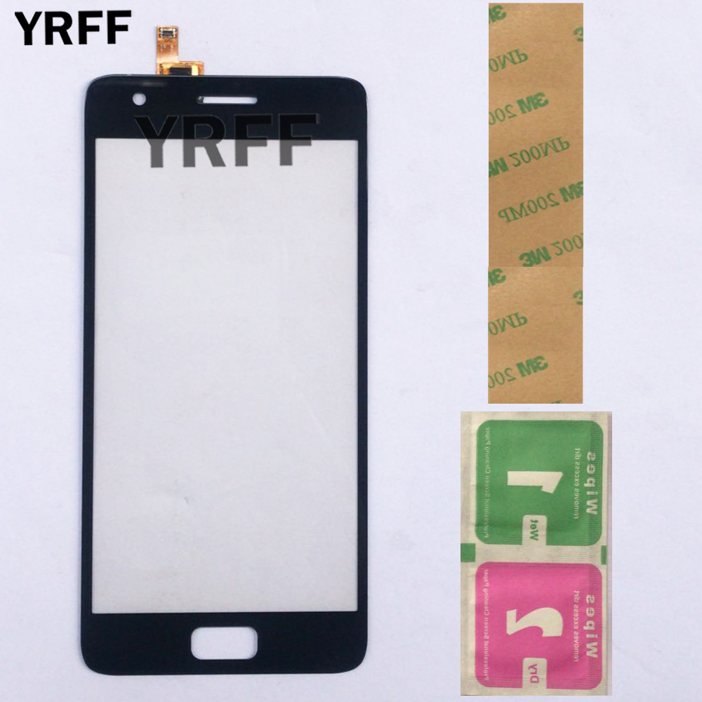Touch Screen For Lenovo ZUK Z2 Touch Panel Screen Front Glass Lens Sensor TouchScreen Mobile Phone Replacement Parts 3M Glue
