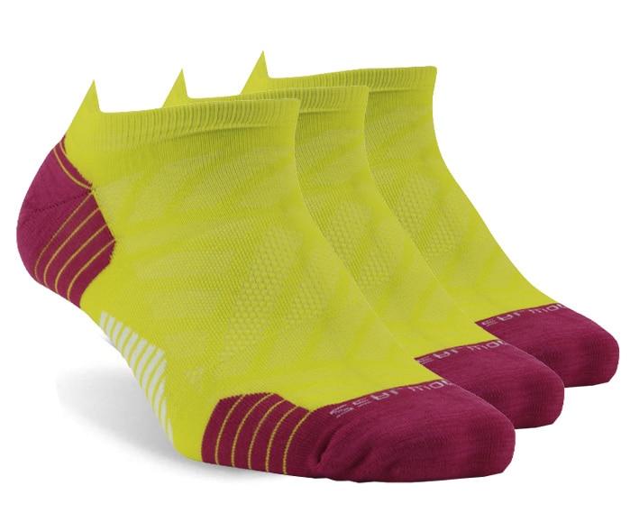 3 pair yellow