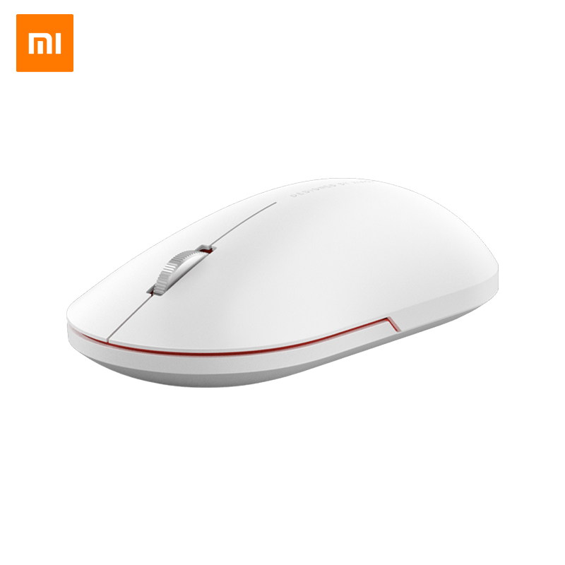 Original Xiaomi Mi Wireless Mouse 2 Portable Game Mouses 1000dpi 2.4GHz WiFi Link Optical Mouse Mini Portable Mouse