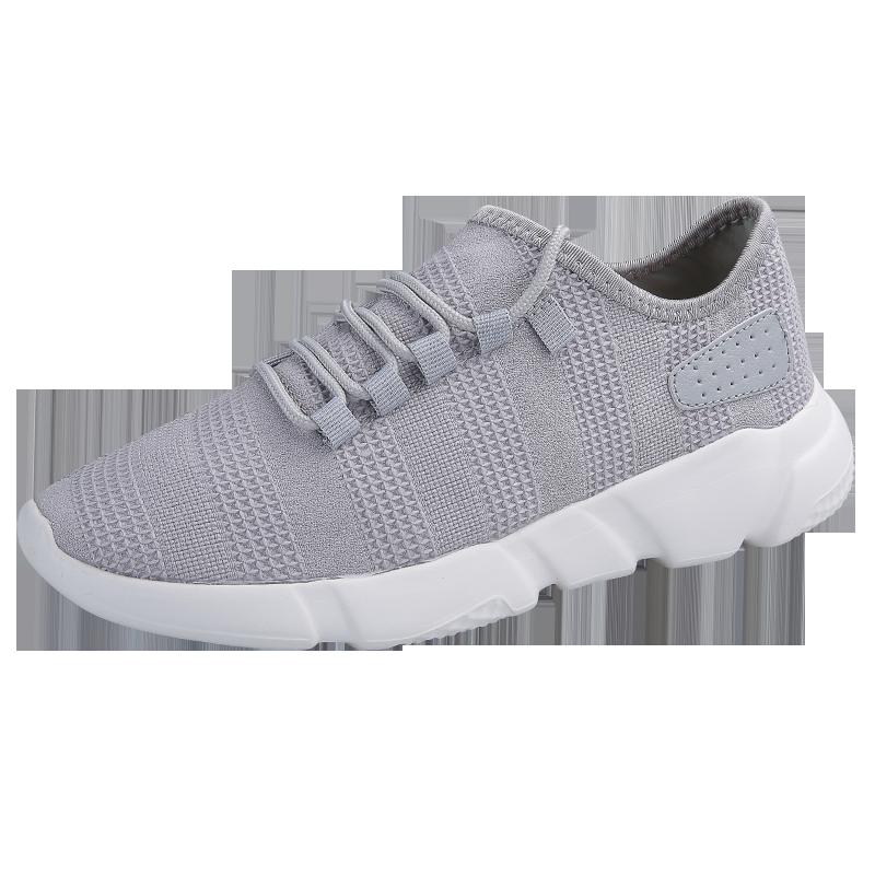 Sapatos de verão dos homens tênis de malha respirável zapatillas sapatos masculinos sapatos confortáveis caminhada tênis casuais leve