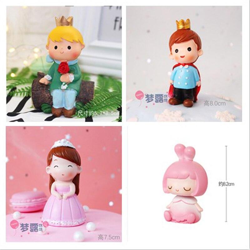 Принцесса принцесса торт украшения детский день рождения сказочный замок принц вы мой ангел выпечки партии любовь подарок|Товары для украшения тортов|   | АлиЭкспресс