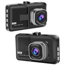 Высокое разрешение 1080p Автомобильный видеорегистратор avi