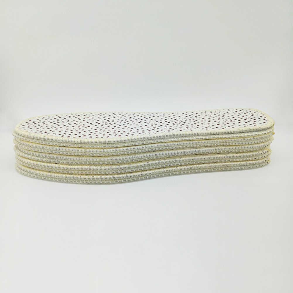 1 paar Desodorierung Einlegesohle Unisex Atmungsaktivem Tuch Sohle Volle Pad Einfügen Schuhe Zubehör