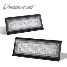 цены на IP66 Waterproof Led Flood Light LED Street Lamp 50W 100W AC220V Outdoor Floodlight Spotlight Landscape Lighting High Brightness  в интернет-магазинах
