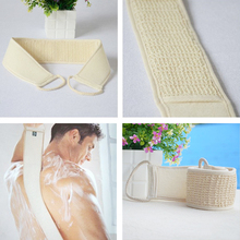 Brushs Massage-Sponge Skin-Health-Cleaning Skin-Body Cotton Strap Linen And 1PC