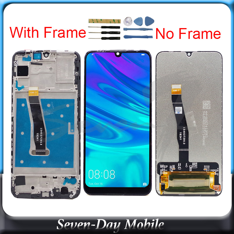 """6.21"""" LCD For Huawei P Smart 2019 LCD With Frame LCD Screen Display For Huawei P Smart 2019 Digitizer Assembly Repair Part"""