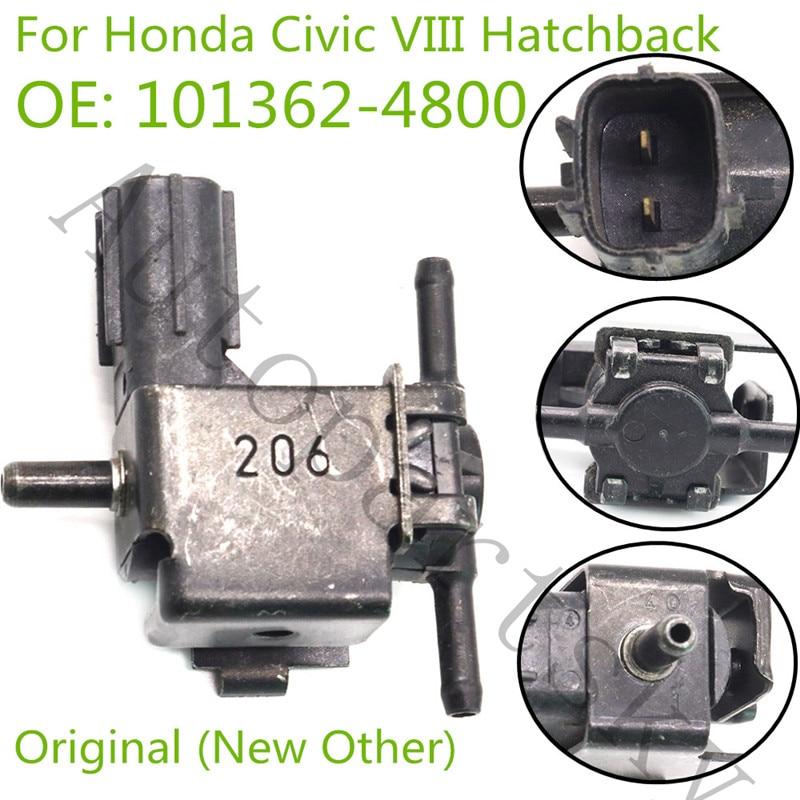 101362-4800 Original Solenoid Valve Reversing Valve For Honda Civic VIII Hatchback Auto Part 1013624800 101362 4800
