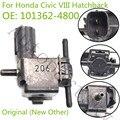 101362-4800 Originele Magneetventiel Omkeren Klep Voor Honda Civic VIII Hatchback Auto Deel 1013624800 101362 4800
