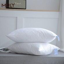 Mlily измельченная подушка из пены памяти Манчестер Юнайтед шейный антимикробный ортопедический эргономический для подушек постельное белье