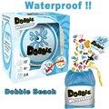 Карточная игра Dobler Beach, водонепроницаемая версия, животные, HP Go, кемпинг, Хип, детские настольные игры, подарок, алфавит 123 на праздники, прави...