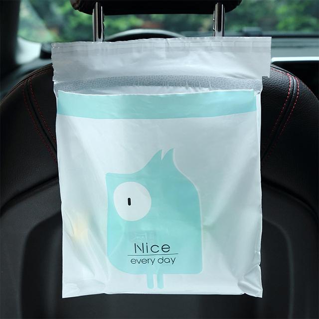 Disposable Hanging Biodegradable Trash Bag