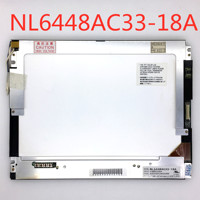 Can provide test video , 90 days warranty 10.4 inch used lcd panel NL6448AC33 18A tested OK