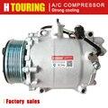 Для компрессора honda crv CR-V L4 2.4L 2007-2015 для Honda Civic Si 2.4L 12-14 38810RZYA01 38810RWCA03 38800RZYA010M2 4995 3753