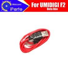 Кабель UMIDIGI F2, 100% оригинал, Официальный кабель зарядного устройства микро usb, кабель для передачи данных, телефонный кабель для зарядки и передачи данных для UMIDIGI F2