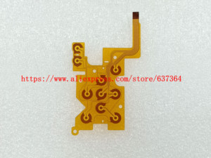 Image 1 - NEW Function board Button Flex Cable for RICOH GR Digital III GRD3 Keyboard Key Digital Camera Repair Part