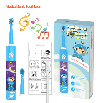 Elektryczna szczoteczka do zębów dla dzieci elektryczna szczoteczka do zębów dla dzieci szczoteczka do zębów dla dzieci soniczna szczoteczka do zębów akumulator 2 szczotka do zębów dysza tanie i dobre opinie BOMAOER CN (pochodzenie) Kids Sonic Toothbrush ELEKTRYCZNA SZCZOTECZKA DO ZĘBÓW Z falą akustyczną OJV8620 Sonic Toothbrush