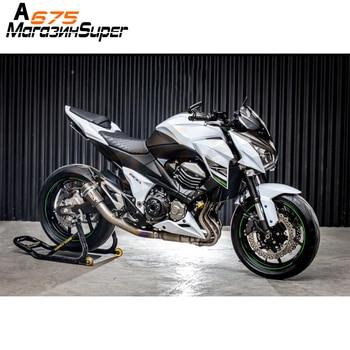 For ABS Injection Plastics Fairings Kit For Kawasaki Z800 2013 - 2016 13 14 15 16  Bodywork Bright white