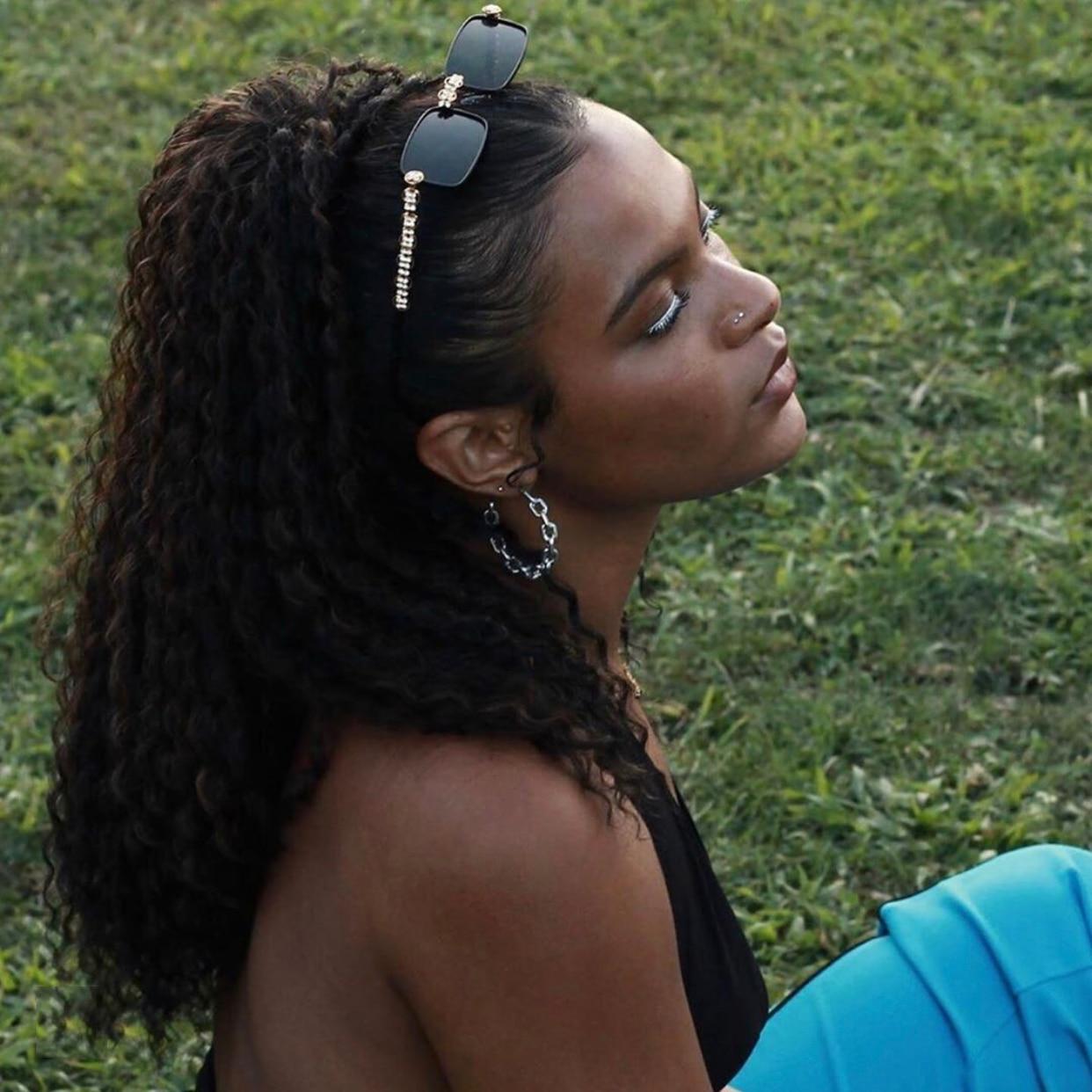 Rectangle Rhinestone Sunglasses Women Fashion Steampunk Diamond Sun Glasses Crystal Vintage Shades Eyeglasses UV400 Oculos